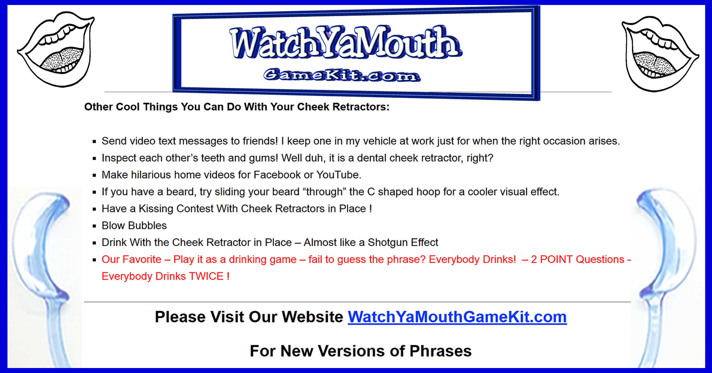 Légend image throughout watch ya mouth printable phrases